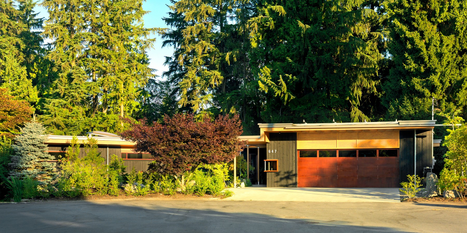 Siple House Renovation And Addition North Vancouver