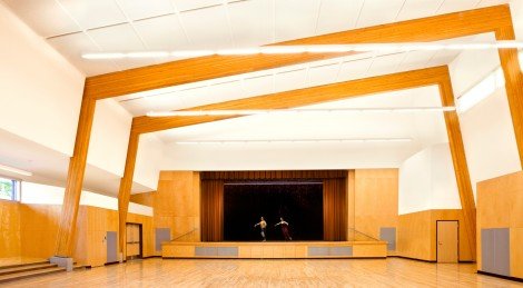 cultural performance hall