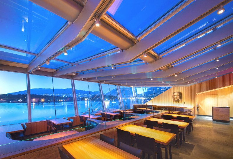 sea-to-sky dining