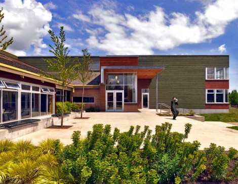 Champlain Heights Community Centre + Child Care