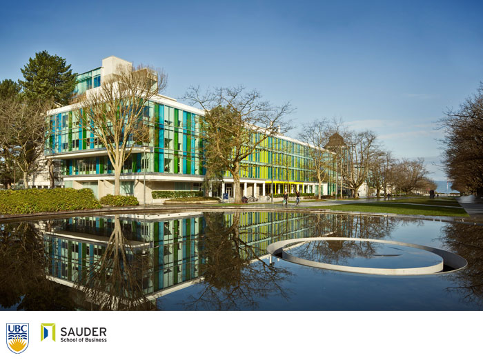 Image result for Sauder School of Business - University of British Columbia