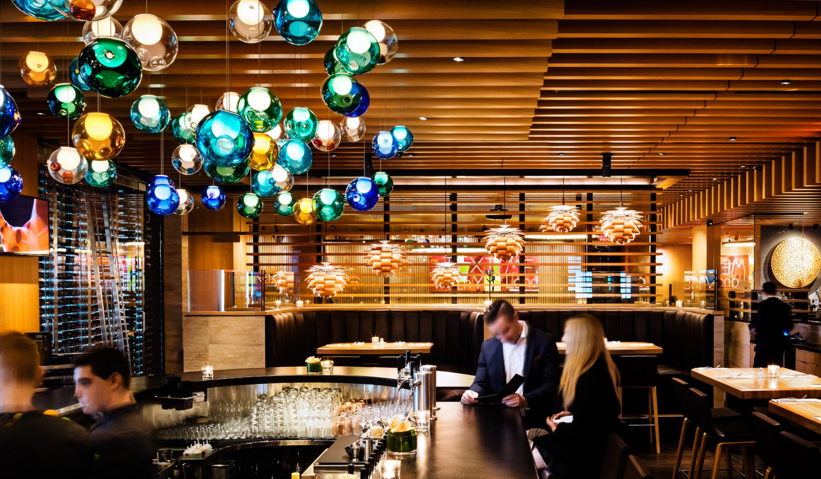 Cactus Club First Canadian Place Restaurant Toronto