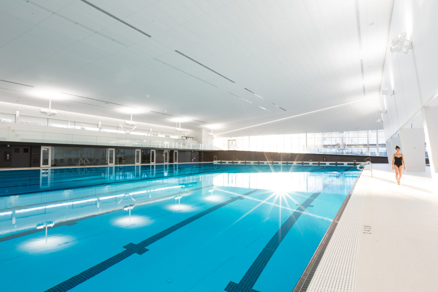 Ubc aquatic centre architectural design project vancouver for Pool design vancouver