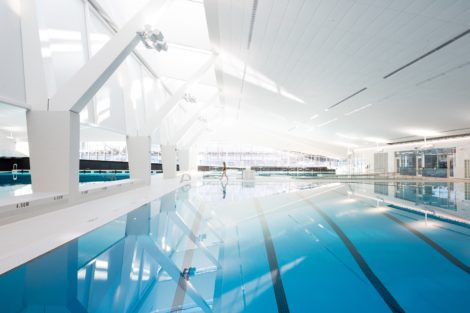 25m recreation pool